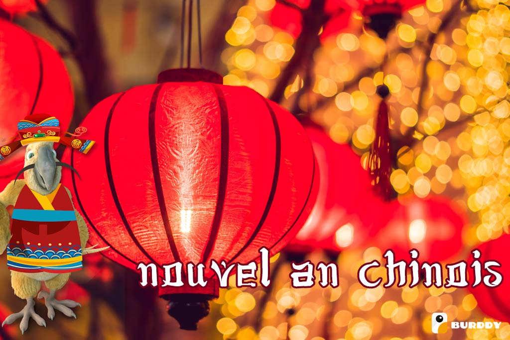 Pablo fête le Nouvel An chinois